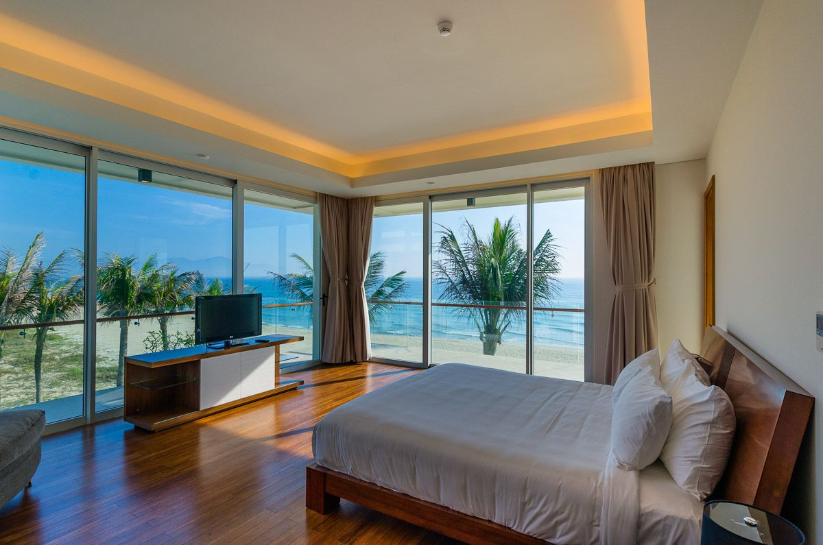The ocean villas golf coast vietnam for Ocean bed meaning