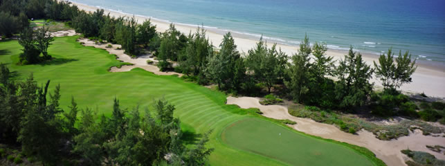 Vietnam's Central Coast Woos Golf Tourists