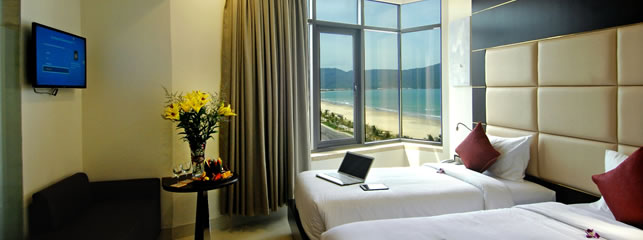 Holiday Beach a New Option in Danang
