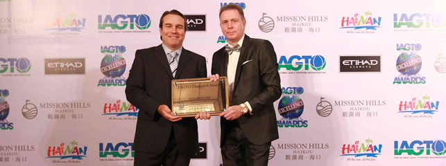 Danang Golf Club Wins Major Tourism Award