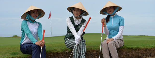 Danang Celebrates 5 Years of Golf