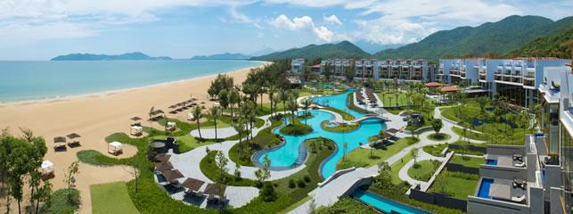 Angsana Lang Co Joins Golf Coast Vietnam