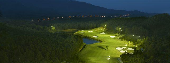 Ba Na Hills Lights Up Central Vietnam